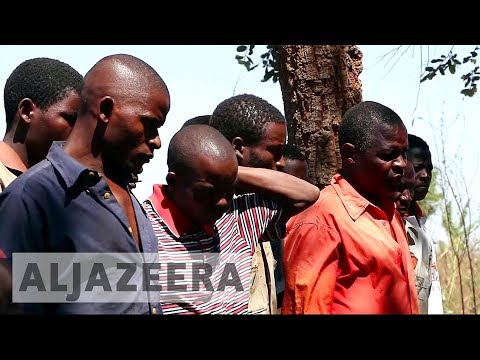 Scores arrested in Malawi after mobs kill 8 suspected 'vampires'