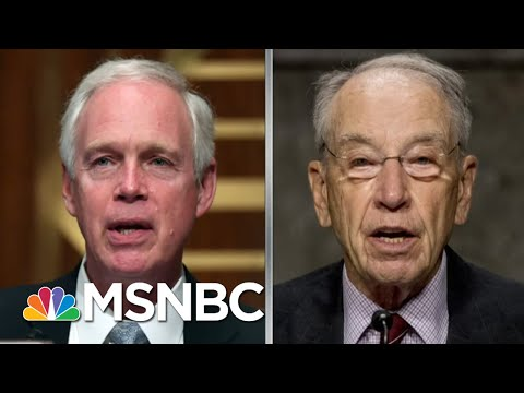 Russian Election Interference Finds Ready Conduit In GOP Senators | Rachel Maddow | MSNBC