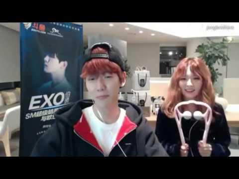 baekhyun Dating seulgi Alex shinae rencontres