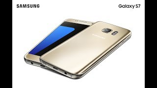 unboxing - Samsung Galaxy S7 SM-G930FD 32GB Gold ( Indian Version )