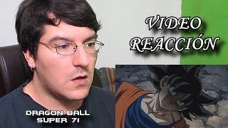 VIDEO REACCIÓN DRAGON BALL SUPER 71: GOKU ES ASESINADO POR HIT #LMD