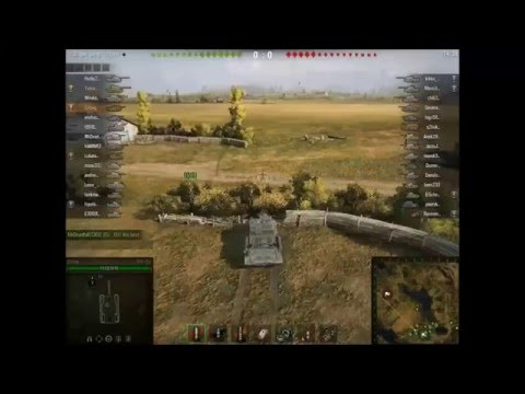 WoT with Gitbag the Great #20: battling alongside Telescuffle