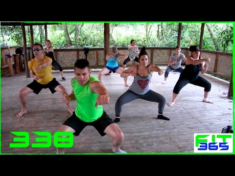 Exciting MMA HIIT Workout in Costa Rica!