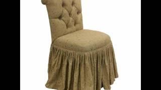 Vanity Stool Design Ideas, Pictures| Popular Vanity Chair