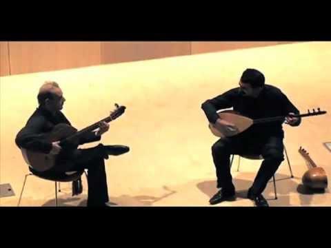 Erdal Erzincan et Juan Carmona au Musée Gallo-Romain/Saint-Romain-en-Gal - TURQUOISE PRODUCTION