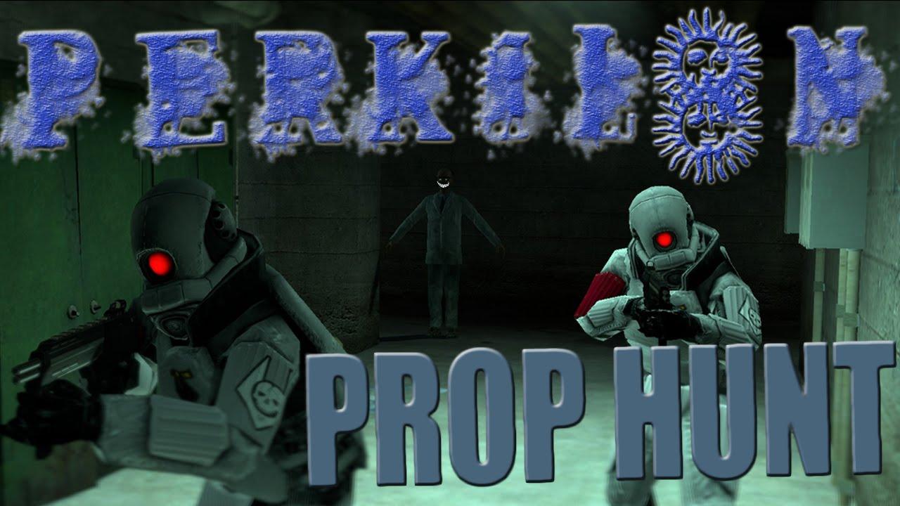 Gmod Prop Hunt Play No