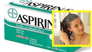 12 Usos que no sabías de la Aspirina