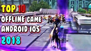 Best Offline Android Games 2018 #7 [ FREE ]