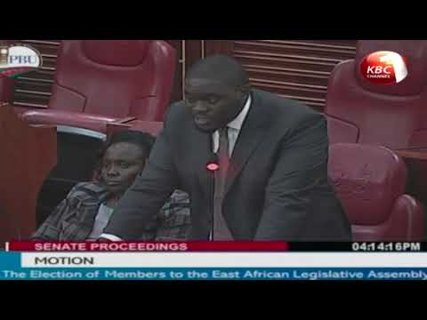NASA and jubilee candidates seek support for East Africa Legislative assembly positions