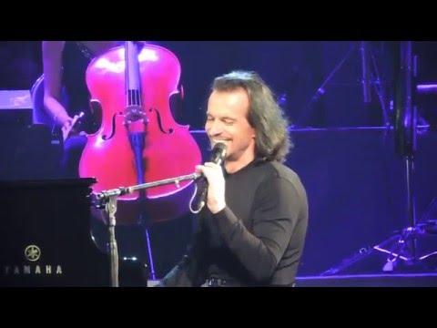 Yanni Until The Last Moment Live 2016 North American Tour