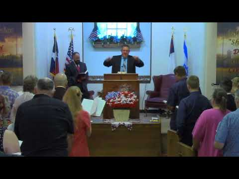 Sunday Morning Service 8-27-2017
