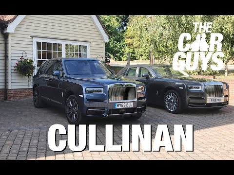 Rolls-Royce Cullinan FIRST DRIVE – is the £264,000 Rolls the world's best luxury SUV?