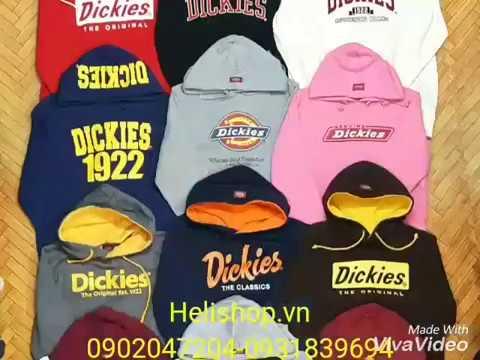 Áo Dickies - Áo Khoác Dickies, Hoodie Dickies - Helishop.vn