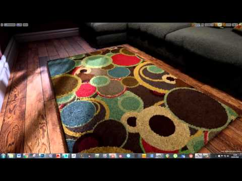 Parallax Occlusion Mapping in Unreal 4 / Rug