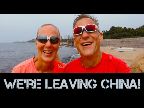 74: BREAKING NEWS: We're LEAVING China.  What's Next?