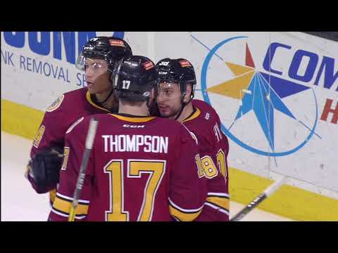Game Highlights April 14 Chicago Wolves vs. Rockford IceHogs