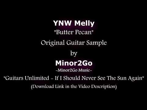 YNW Melly - Butter Pecan - Original Sample by Minor2Go