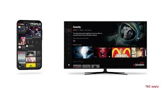 Airtel Xstream Stick   Stream on TV from your smartphone