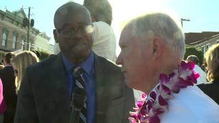 Jason Johnson Interviews Senator Jeff Sessions at Selma Bloody Sunday 50th Anniversary Free HD Video