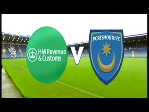 Portsmouth FC - Tribute