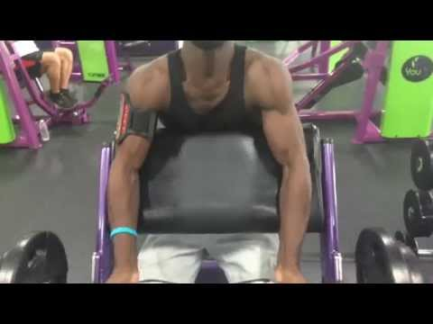 Intense Upper Body Workout At You Fit - Arms And Chest Workouts | Get Fixed
