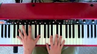 Outa Space | Billy Preston | Keyboard Tutorial