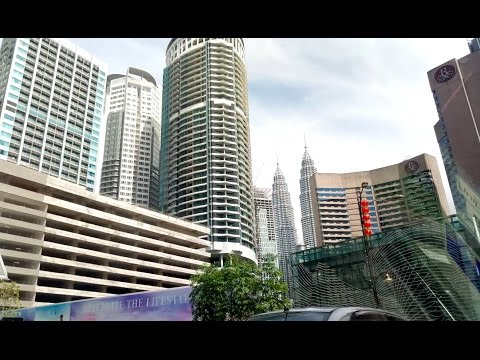 Streets of Kuala Lumpur - Malaysia