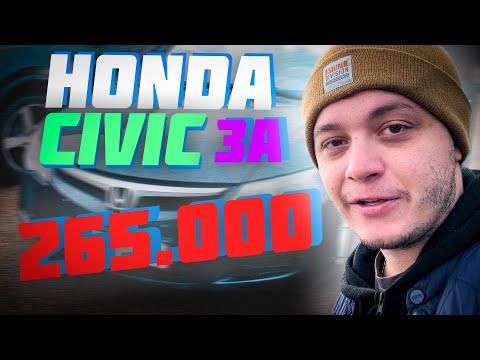 Это невозможно!! Клубная Honda Civic 4D почти даром у перекупов...