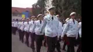 """Defilare - Colegiul Militar Liceal """"Dimitrie Cantemir"""" - Breaza - 16.09.2013"""