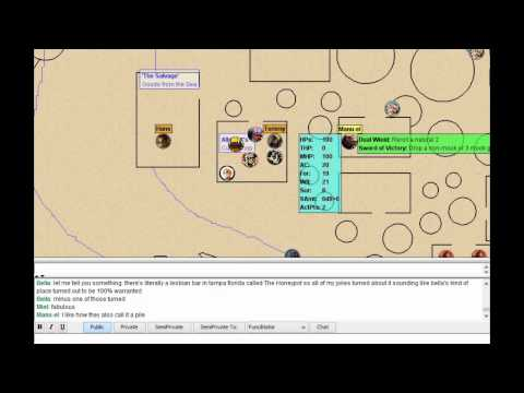 LP13th Age Episode 50-2: Pile Party and Shop Sweepings