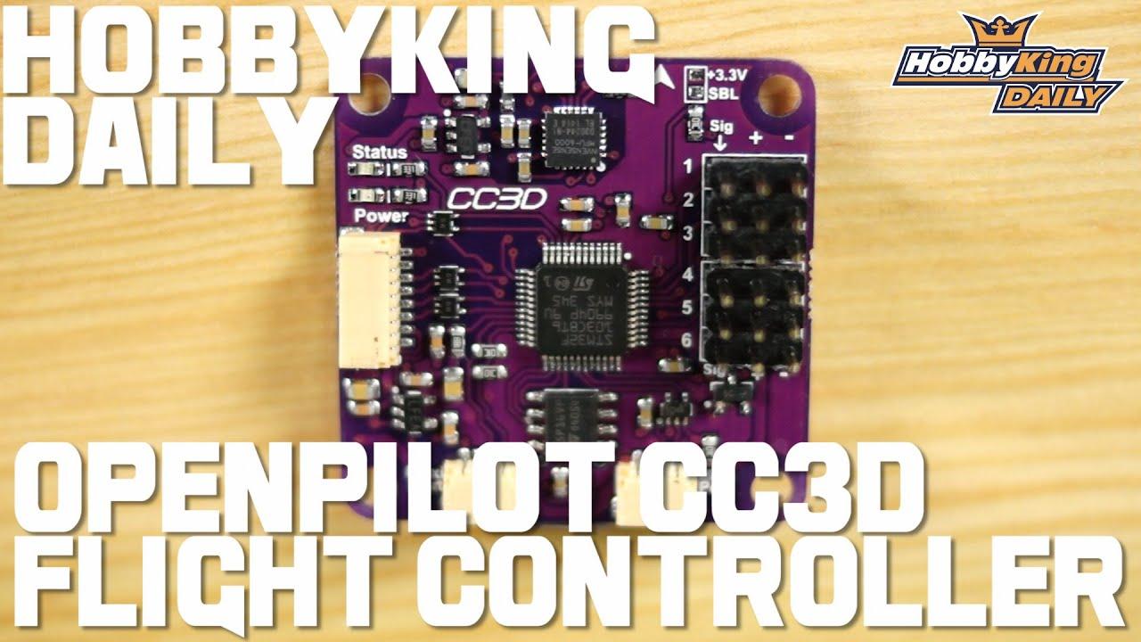 openpilot ccd flight controller hobbyking daily openpilot cc3d flight controller hobbyking daily [ 1280 x 720 Pixel ]