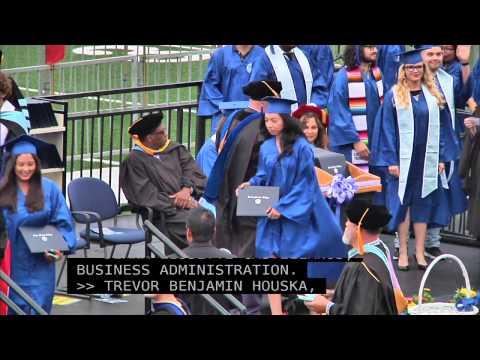 Santa Monica College 2015 Graduation (FULL CEREMONY)