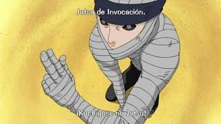 Muu Usa El Edo Tensei y Revive A Uchiha Madara (Sub Español)