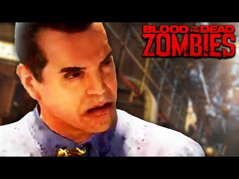 NEW MOB EASTER EGG IN BLOOD OF THE DEAD: NEW SAL DE LUCA STORYLINE! (Black Ops 4 Zombies Storyline)