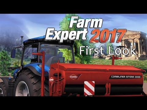 Farm Expert 2017 First Impressions and First Tutorial Playthrough