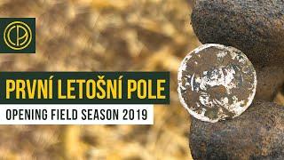 Metaldetecting: Sezóna polí začíná Leopoldem (Opening the field silver season)