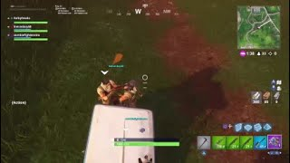 Fortnite buggy dance DANCING ON YOUR BUGGY (It flipped!)