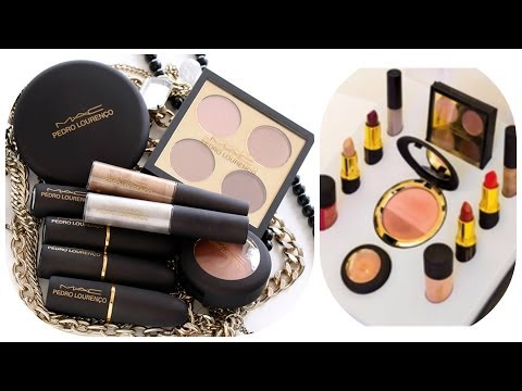 MAC Pedro Lourenço Collection | Haul, Swatches, & Thoughts