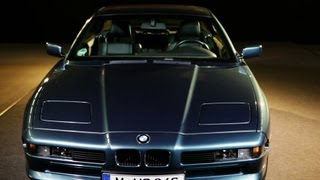 The BMW 8 Series. E31.