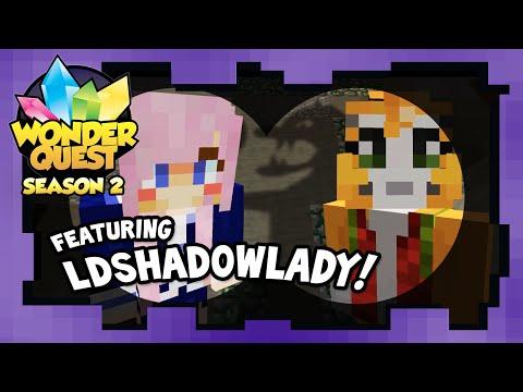 Wonder Quest - Episode 17 - STAMPY'S MINECRAFT SHOW | Stampylonghead, LDShadowLady