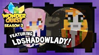wonder quest season 2 ep 5 stampy s minecraft show   stampylonghead ldshadowlady