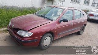 Car recycler parts Renault Megane, 1997 1.9 DTi 60kW Diesel Mechanical Hatchback