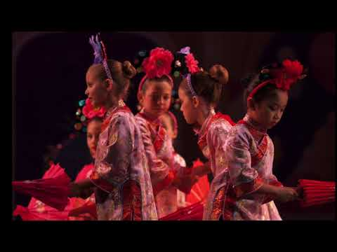 Nutcracker 2017 Pacific Dance Center & Co.