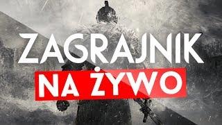 [LIVE] Takie rzeczy tylko w Rosji! - Dark Souls II - Na żywo