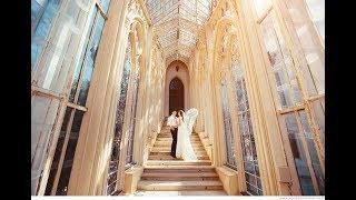 Свадьба в замке в Чехии. Свадьба за границей