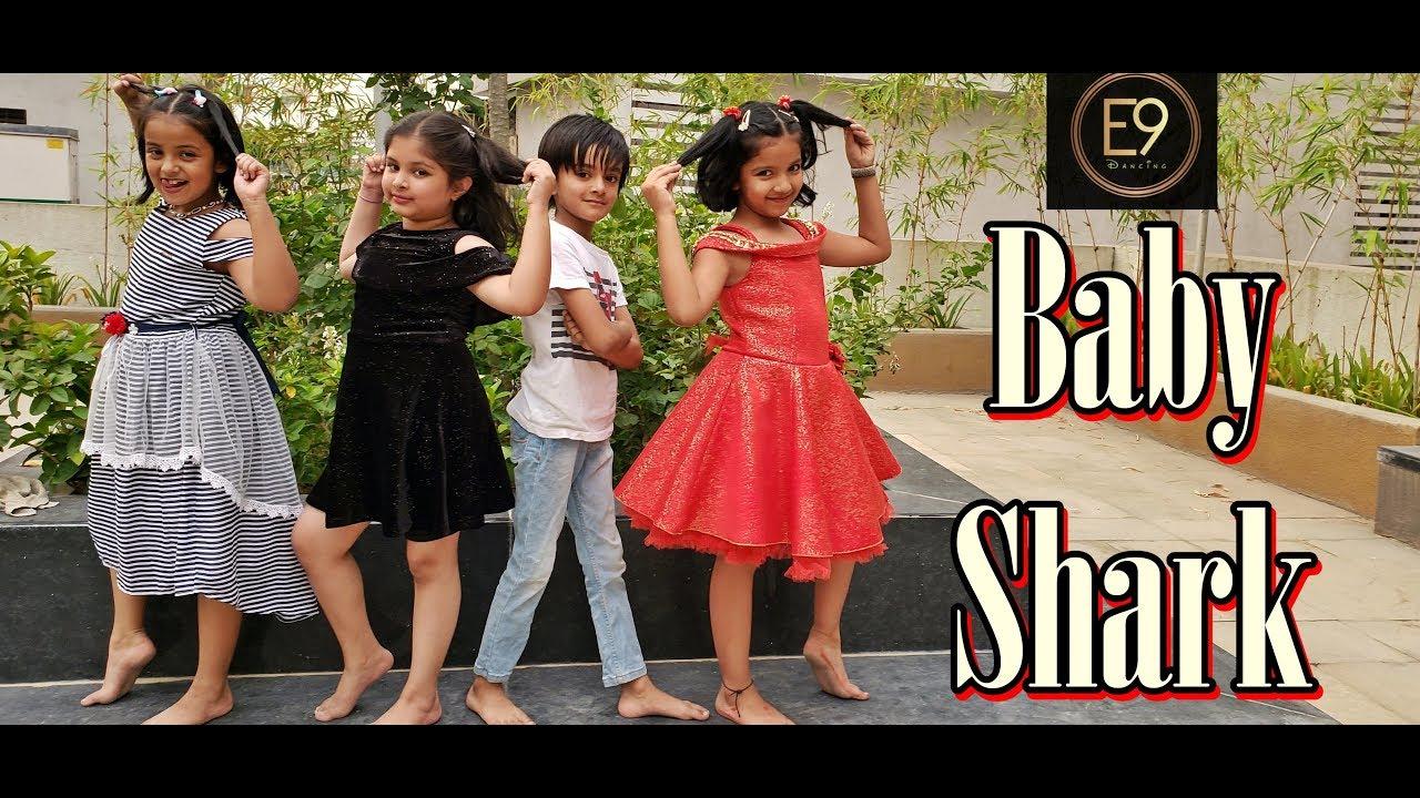 Baby Shark Dance - E9 Dancing Choreography