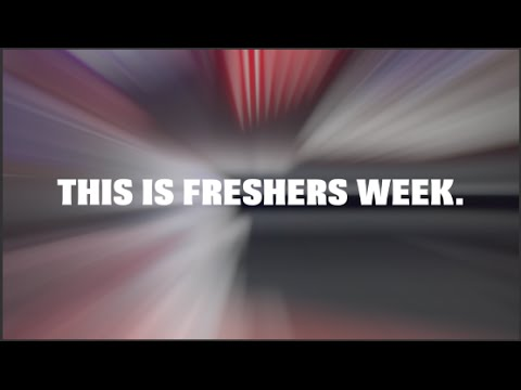 St Andrews' Freshers Week 2015!
