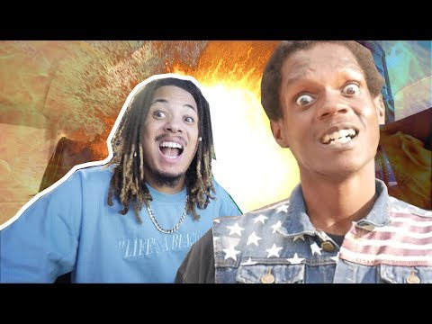 HE'S BACK !!!  THE GREATEST RAPPER OF ALL TIME !!! LANZE - DA RACE TAY K FREESTYLE 4K REACTION VIDEO