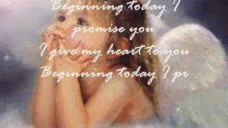 Beginning  Today by agot isidro w/lyrics YouTube Videos