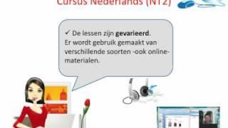 The Dutchess cursus Nederlands (NT2) via Skype